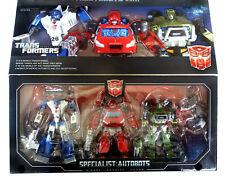 Takara Transformers Henkei G1 Generations Metallic Chrome Hound Loose