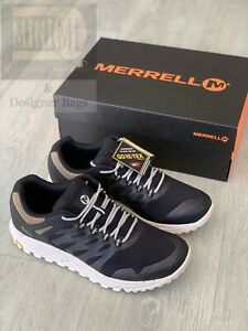 🆕Merrell Nova 2 GTX Mens Waterproof Gore-Tex Walking Trainers Shoes Uk 11 Black