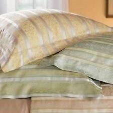 Sferra Butter  Pillow Sham 4050 Chantal Egyptian Cotton Jacquard New