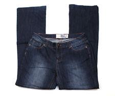 Sophia Boot Cut Blue Denim Womens Jeans Size 32