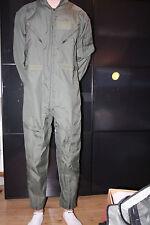 Fliegerkombi CWU-27/P Größe: 34 Short Green NEU