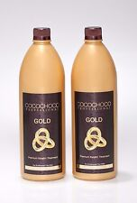 COCOCHOCO professional - Gold 2000ml with 24k liquid gold - New improved formula