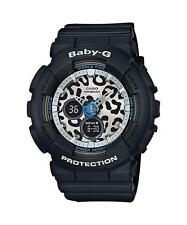 Casio Analog Casual Ladies Baby-g Black Watch Ba-120lp-1a