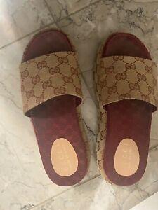 Gucci Angelina Slide Sandals