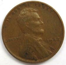 1942 USA Lincoln One Cent Coin.