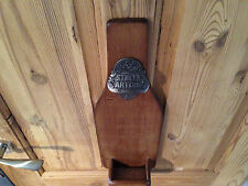 (NEW) BOTTLE OPENER,WALL MOUNTED CAP CATCHER AND BOTTLE OPENER,STELLA,RUSTIC PLA