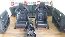 Audi TT 8J Coupé Sitze Innenausstattung Leder Schalensitze SItzheizung Recaro