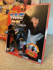 1993 WWF Series 8 UNDERTAKER Red Card Figure-Hasbro
