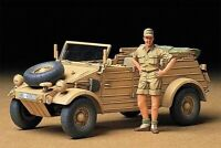 35238 Tamiya Kubelwagen Type82 (Africa) 1/35th Plastic Kit 1/35 Military