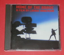 Laurie Anderson - Home of the brave -- CD / Rock