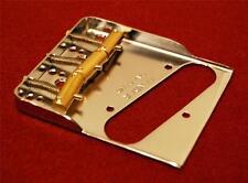 Fender Vintage Tele Hybrid Dbl.Notched Bridge w/Cus.Comp.Saddles for Am.Standard