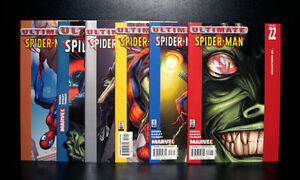 COMICS: Marvel: Ultimate Spider-Man #22-27 (2002) - RARE