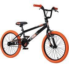 20 POUCES BMX Vélo Vélo Freestyle enfant JEUNES vélo Detox noir orange B-Ware