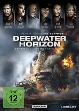 Deepwater Horizon  - Mark Wahlberg - DVD