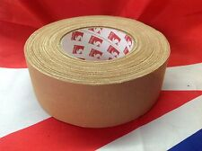 Genuine British Army Issue 5cm x 50m Scapa Desert Tan Sniper Webbing Repair Tape