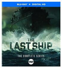 The Last Ship: The Complete Series (Blu-ray)(Region Free)