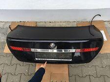 BMW 7er E65 760i Kofferraumklappe Heckklappe Carbonschwarz  Individual Alpina