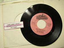 LEE ANDREWS long lonely nights / the clock COLLECTABLES    JUKEBOX STRIP 45