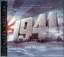 "John Williams ""1941"" expanded score 3500-Limited 2CD SEALED"