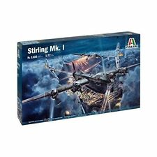 Italeri 510001335 Stirling Mk. I 1 72 Aviation