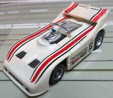 Faller Aurora --  Porsche *Monaco* mit AFX Chassis + 2 neue Schleifer / Reifen