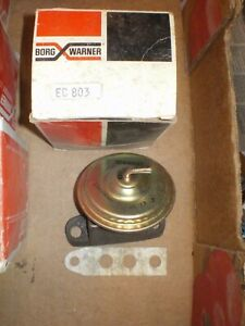 NORS MID 1970s FORD LINCOLN MERCURY EGR VALVE BWD EC803