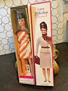 1963 REMCO LISA LITTLECHAP NRFB MIB ALL ORIGINAL BOX