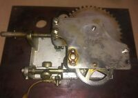 Aeolian- Vocalion Phonograph Parts -  Motor Parts and mount board + Swiss Made