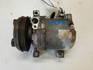 AC Compressor Fits 05-06 SAAB 9-2X 1120710