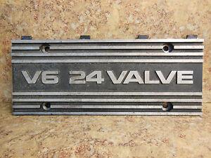 1995-1997 Honda Accord Engine Valve Cover Trim Aluminum 2.7L