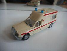 Siku Mercedes 260 E Binz AMbulance in White