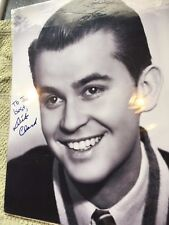 Dick Clark hand signed autographed 8x10 photgraph