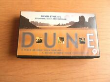 CLASSIC SCI-FI VHS VIDEO TAPE – DUNE   EXCELLENT CONDITION