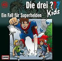 045/Ein Fall für Superhelden von Die Drei ??? Kids | CD | Zustand gut