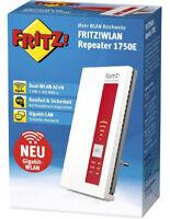 AVM 20002686 FRITZ!WLAN Repeater 1750E Wireless Range Extender OVP