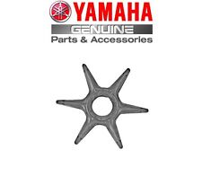 Yamaha Genuine Outboard Water Pump Impeller 20A/20B/25A (6G0-44352-00) 20hp 25hp