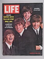 Life Magazine - August 28, 1964 ~~ The Beatles cover & article