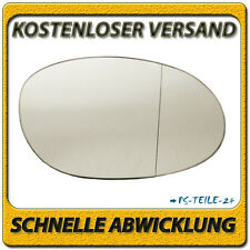Spiegelglas für CHRYSLER 300M 1998-2004 rechts Beifahrerseite asphärisch