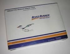Road Runner 10BaseT Ethernet LAN PCI Card NIC FO-065-8600TW NEW