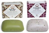 Nubian Heritage - (2 Pack) Goat's Milk & Chai & Raw shea Butter- 5oz Bars