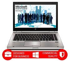 HP Pro Laptop Elitebook 8460P Intel i5 4gb 320gb HD DVD Wifi Windows 10 Home