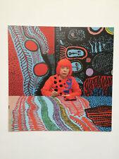 YAYOI KUSAMA, private view invitation card, David Zwirner gallery, New York 2017