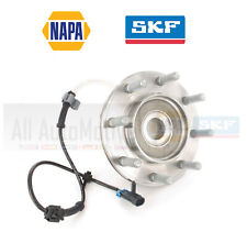 Wheel Bearing and Hub Assembly for 01-07 GMC Silverado Sierra 3500 NAPA BR930667