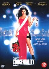 MISS CONGENIALITY - SANDRA BULLOCK - NIEUW - DVD