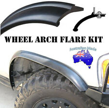 45MM RUBBER WHEEL ARCH FLARES TOYOTA LANDCRUISER 40 45 60 62 70 75 80 100 SERIES