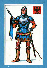 ARMI E SOLDATI - Edis 71 - Figurina-Sticker n. 147 - FANTE IMPERIALE -Rec
