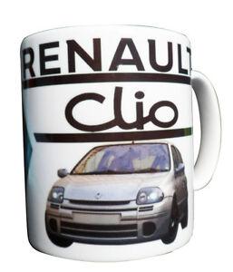 Renault Clio Gift Mug