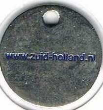Winkelwagenmuntjes : Zuid-Holland - 0917