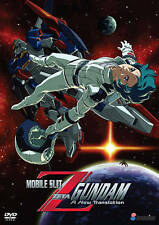 BAYVIEW WIDOWMAKER DRSDVD1640 MOBILE SUIT ZETA GUNDAM-NEW TRANSLATION (DVD)