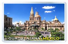 GUADALAJARA MEXICO FRIDGE MAGNET SOUVENIR IMAN NEVERA